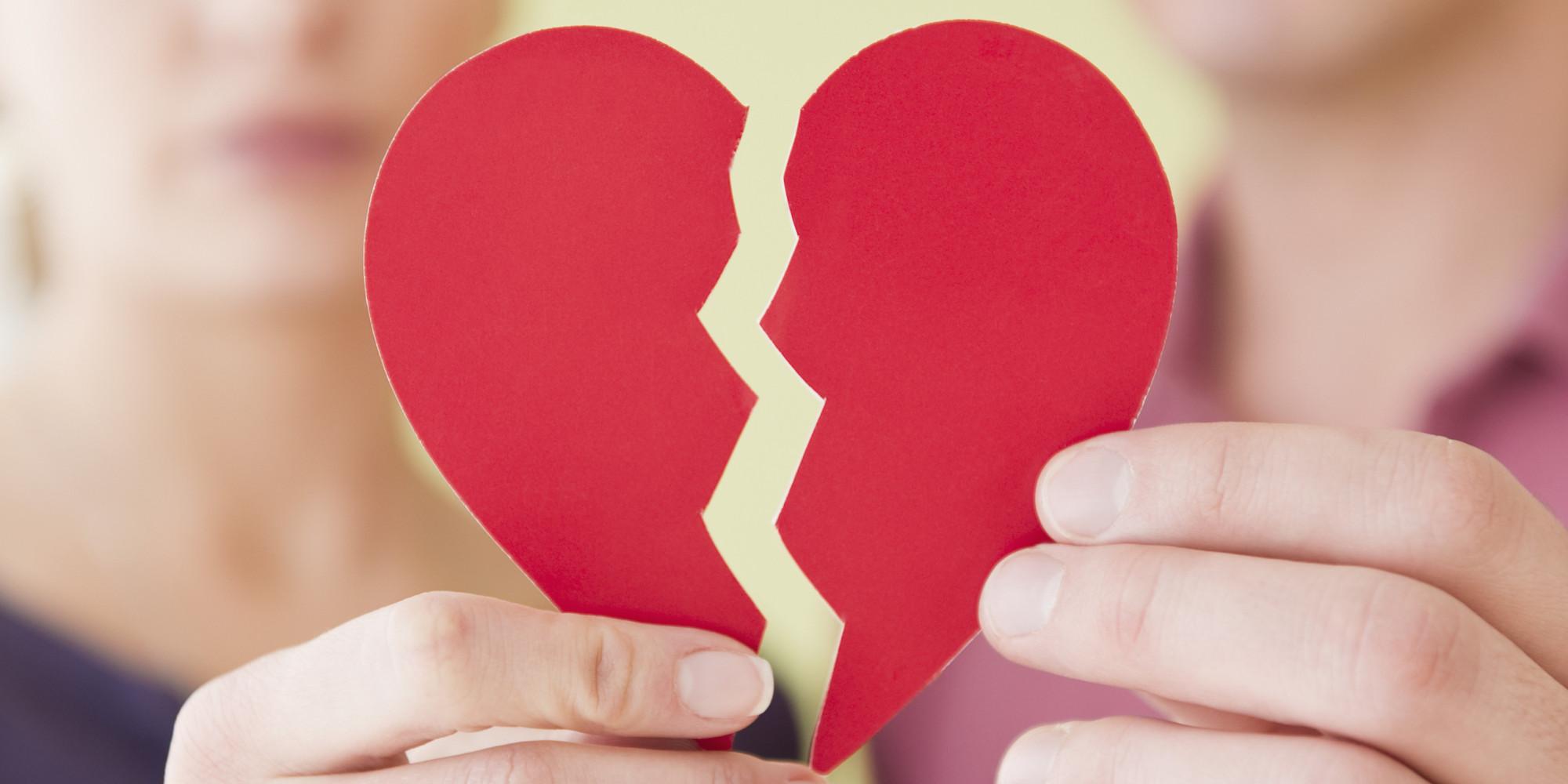 Experienta dureroasa a unui divort
